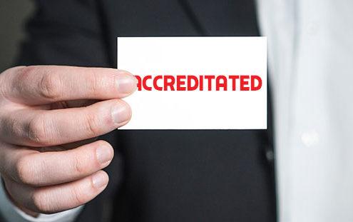Accreditated