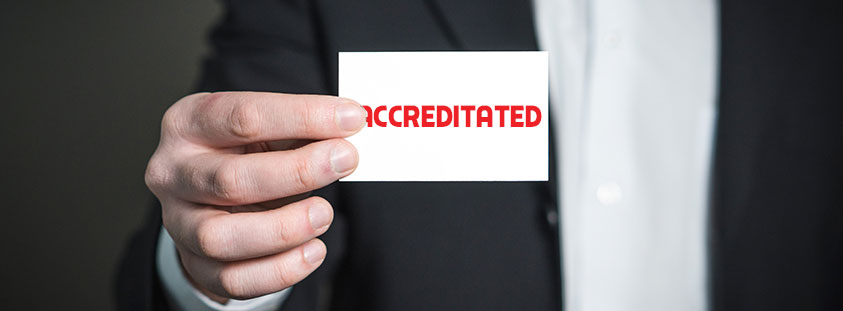 Accreditated