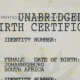 Birth Certificate Regulations