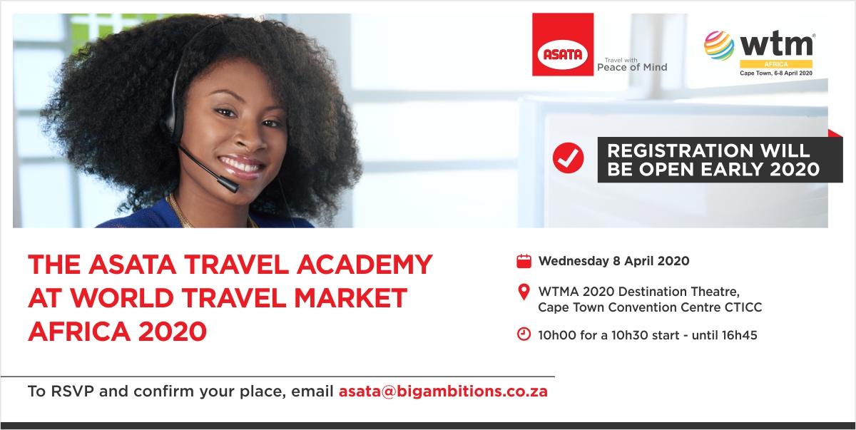 The ASATA Travel Academy